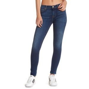7 For All Mankind Gwenevere Skinny Jeans 7FAMK 32
